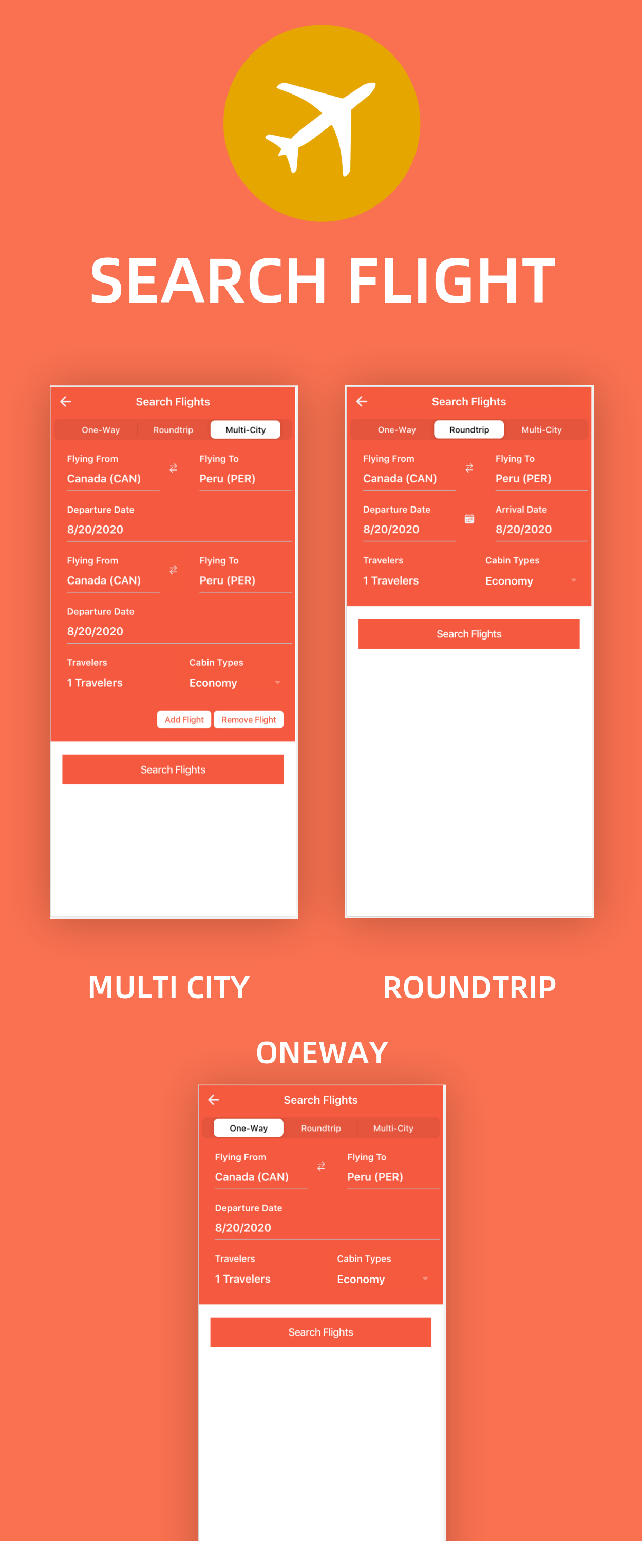 TravelEasy - A Travel Agency Theme UI App By Ionic 5 (Car, Hotel, Flight Booking) - 5