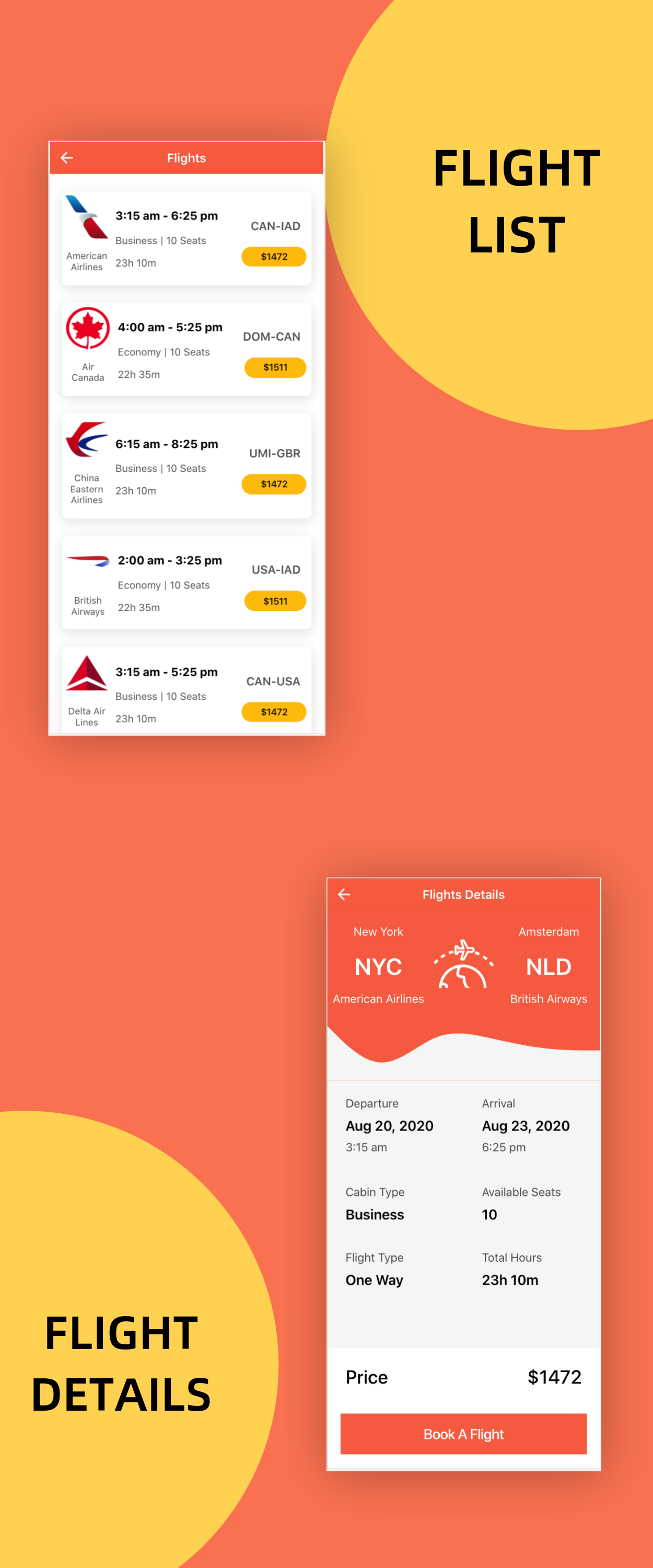 TravelEasy - A Travel Agency Theme UI App By Ionic 5 (Car, Hotel, Flight Booking) - 6