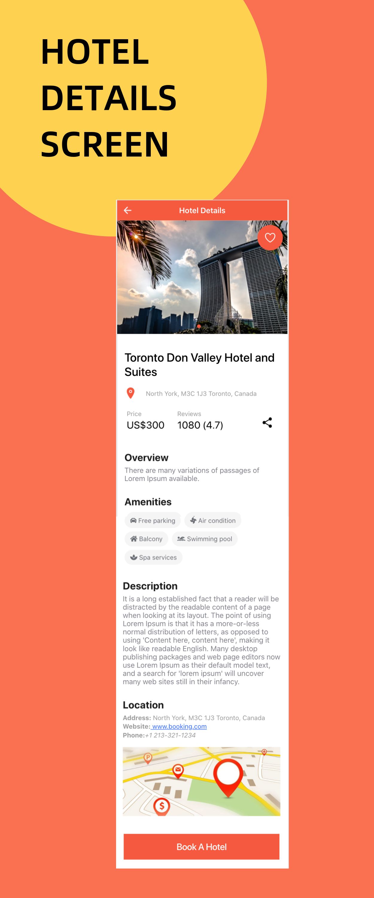 TravelEasy - A Travel Agency Theme UI App By Ionic 5 (Car, Hotel, Flight Booking) - 8