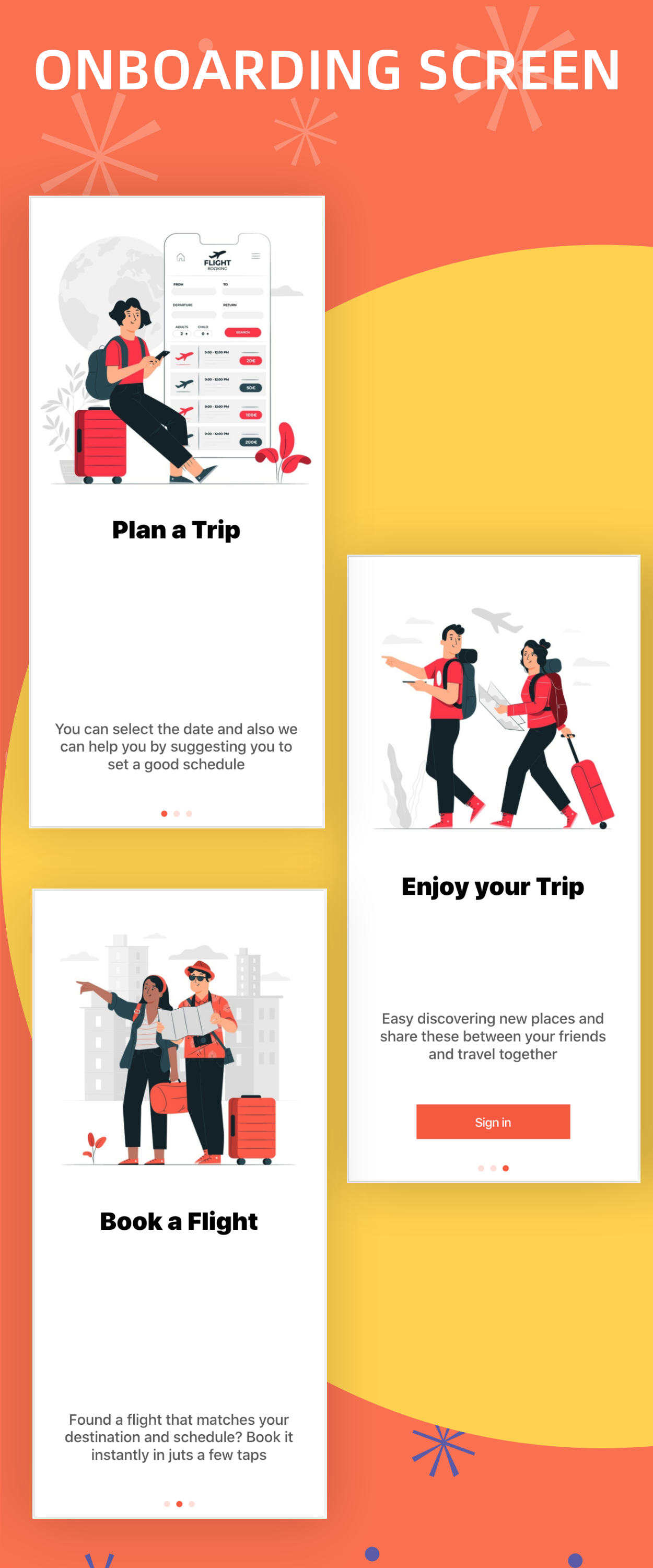 TravelEasy - A Travel Agency Theme UI App By Ionic 5 (Car, Hotel, Flight Booking) - 12